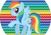 Imprimibles de My Little Pony 5.  de, Imprimibles, Pony #cartoon #coloring #page...