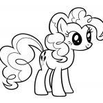 Imprimir gratuitamente desenhos de My Little Pony para colorir