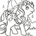 Kids-n-fun | 70 coloring pages of My little pony