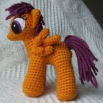 Knit One Awe Some: My Little Pony: Friendship is Magic – school-age ponies  Aw...