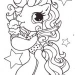 Little Pony Eat Ice Cream Coloring Pages - My Little Pony car coloring pages