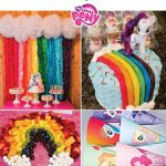 Lots of really great My Little Pony party ideas - especially for those planning ...