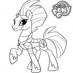 MLP My Little Pony Tempest Shadow Coloring Page  Coloring, MLP, page, Pony, Shad...