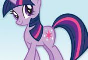 MY LITTLE PONY Twilight Sparkle Coloring Book and activity sheets