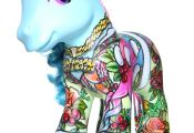 Malcolm Stuart x Joyrich x My Little Pony!  (2012)