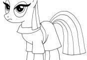 Maud Pie coloring page from My Little Pony category. Select from 29179 printable...