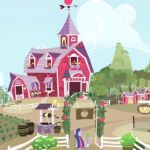 'My Little Pony' Concept Art Shows Off The Backgrounds of Equestria and Rais...