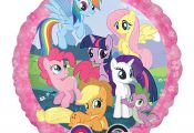 My Little Pony Birthday Mylar Balloon