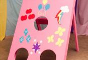 My Little Pony Birthday Party Ideas | Photo 4 of 27 | Catch My Party