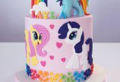 My Little Pony Cake - Julia Marie Cakes