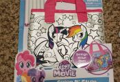 My Little Pony Color and Style Tote NWOT This is for that special little girl wh...