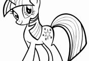 My Little Pony Coloring Page – From the thousands of photos on the web about m...