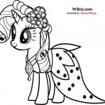 My Little Pony Coloring Pages – Through the thousand images online with regard...