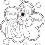 My Little Pony Coloring Pages – Toola Roola  Coloring, Pages, Pony, Roola, Too...