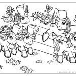 My Little Pony Coloring Pages 24 #25508 Disney Coloring Book Res