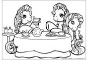 My Little Pony Coloring Pages 37 #25534 Disney Coloring Book Res