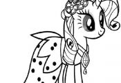 My Little Pony Coloring Pages Applejack AZ Coloring Pages
