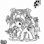 My Little Pony Coloring Pages | Coloring pages My Little Pony – Page 2 – Pri...