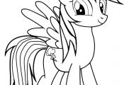My Little Pony Coloring Pages - ColoringPin