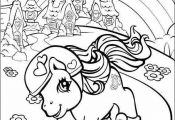 My Little Pony Coloring Pages Sweetie Belle