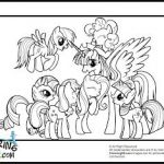 My Little Pony Coloring Pages. it si easy to do at home. why becasue you just ha...