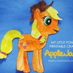 { My Little Pony Craft: AppleJack }