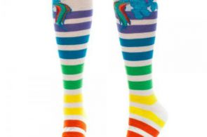 My Little Pony Dash Striped Knee High... for only $7.99