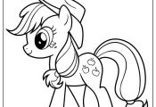 My Little Pony Equestria Girls Coloring Page | Free Printable