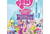 My Little Pony: Friendship Is Magic - Adventures in the Crystal Empire (dvd_vide...