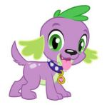 My Little Pony Friendship Is Magic Equestria Girls Spike