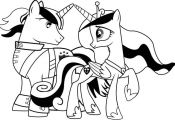 My Little Pony Friendship is Magic Coloring – Through the thousand photos on t...