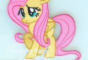My Little Pony Friendship is Magic FLUTTERSHY Iron by GravityToys, $15.00