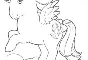 My Little Pony G1 Coloring Pages - a photo on Flickriver