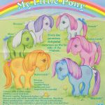 My Little Pony G1 - This was my favorite cartoon, and my ponies were some of my ...