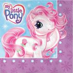 My Little Pony Lunch Dinner Napkins