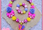 My Little Pony Necklaces are colorful and will make the most adorable gifts!  If...