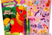 My Little Pony Play Pack w/ Coloring Book & Stickers (1ct)
