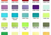 My Little Pony Plush Minky Color Guide by munchforlunch.dev…  color, Guide, Mi...