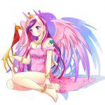 My Little Pony: Princess Cadance by *Rurutia8 on deviantART