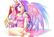My Little Pony: Princess Cadance by *Rurutia8 on deviantART  Cadance, DeviantArt...