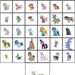 My Little Pony Series Version 2 by *Kevfin on deviantART
