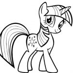 My Little Pony Twilight Sparkle Coloring Pages – Through the thousand photos o...