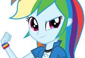My Little Pony and Equestria Girls Printables and Coloring Pages
