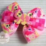 My Little Pony bow Unicorn hair bow My little pony party