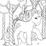 My Little Pony coloring page: Swirly Whirly