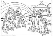 My Little Pony coloring pages 36
