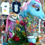 My Little Pony gets a makeover by Beautylish besties, Sugarpill's Kevin Marb...