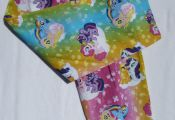 My Little Pony pajama cotton pants by livenlovecreations on Etsy