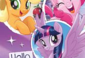 My Little Pony - the Movie Hello, Adventure: A Magical Coloring Book (Paperback)