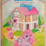 My little pony Where is Cuddles? A Book of Hidden Surprises  Book, Cuddles, Hidd...